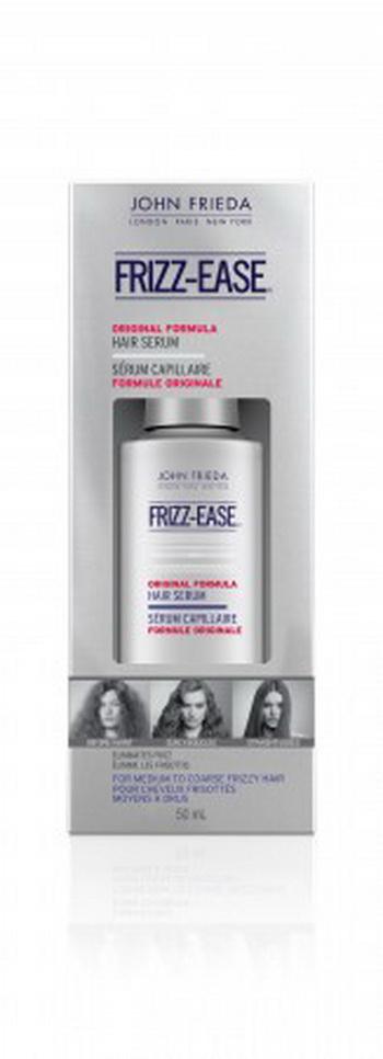 Сыворотка для волос FrizzEase фирмы John Frieda. Фото: John Frieda