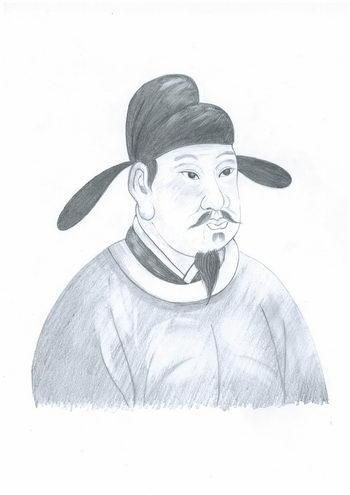 Ли Лунцзи – заботливый император. Иллюстрация: Еюань Фан/Великая Эпоха (The Epoch Times)