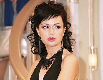 Анатасия Заворотнюк. Фото с сайта seriali-online.ru