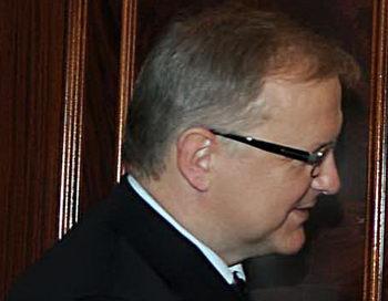 Комиссар ЕС по финансовым вопросам Олли Рен. Фото с сайта flickr.com