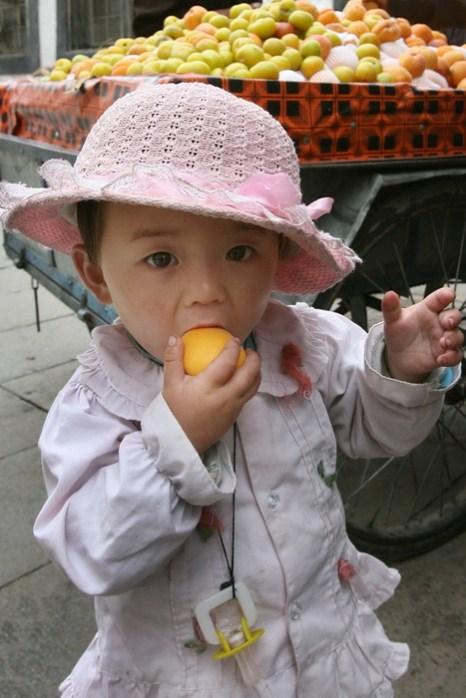 Самым полезным для сердца фруктом назван абрикос. Фото: MARK RALSTON/AFP/Getty Images