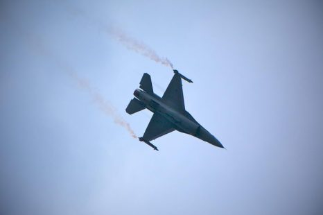 В Индии разбился истребитель СУ-30МКИ. Фото с сайта flickr.com
