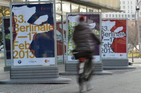 В Германии стартует 63-й Берлинский кинофестиваль. Фото: ODD ANDERSEN/AFP/Getty Images