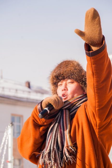 Празднование Сагаалган в Бурятии. Фото: Доржи Гомбоев/Великая Эпоха (The Epoch Times)