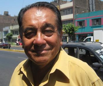 Алехандро Энрикес, Лима, Перу. Фото с сайта theepochtimes.com