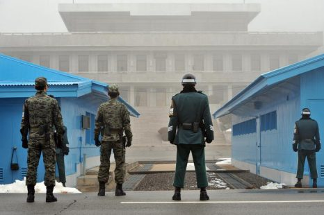 Фото: JUNG YEON-JE/AFP/Getty Images