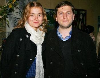 Надя Михалкова второй раз станет мамой. Фото с сайта starslife.ru