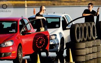 Какими бывают летние шины и чем они отличаются от зимних? Фото: http://news.colesa.ru