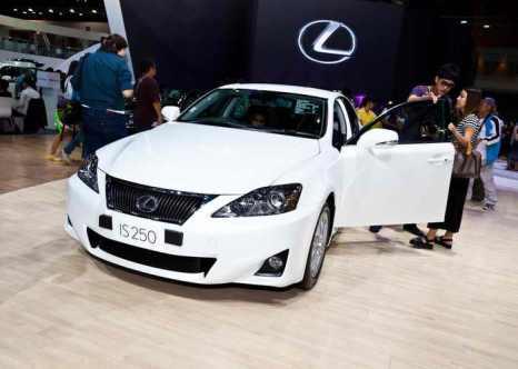 Lexus IS 250. Фото: Shutterstock*