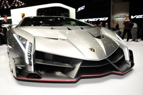 Lamborghini Veneno. Фото: Shutterstock