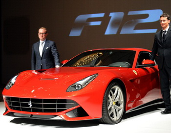 Ferrari. Фото:  TOSHIFUMI KITAMURA/AFP/GettyImages