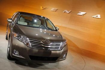 Toyota Venza. Фото: Bill Pugliano/Getty Images