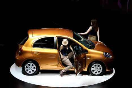 В Таиланде стартовали продажи обновлённого хэтчбека Nissan Micra, который реализуется на рынках под названием March. Фото: Miguel Villagran/Getty Images