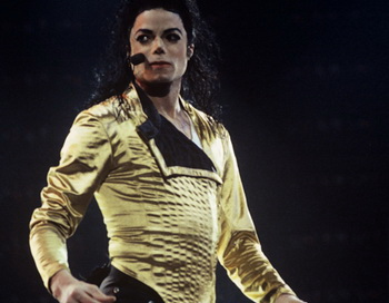 Американский поп-певец Майкл Джексон. Фото РИА Новости