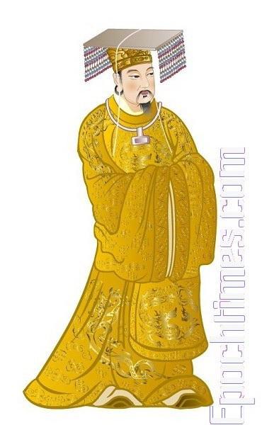 По легенде, лунный календарь основан первым императором Хуан Ди. Фото:epochtimes com.