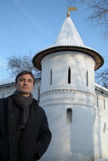 Александр Каминский. Фото предоставлено  Каминским А.Г.
