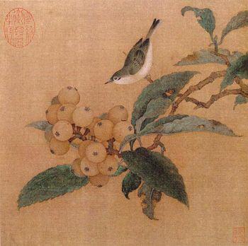 Локва и горные птицы времен Южной династии Сун (1127-1279). Фото: Wikipedia