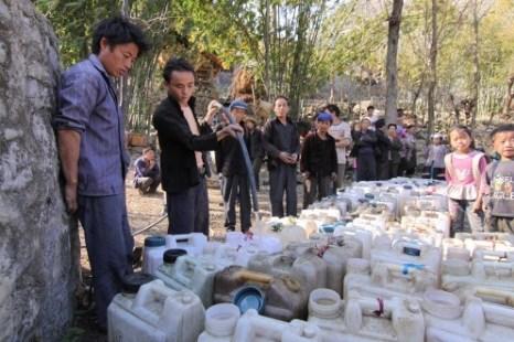 Засуха в Китае. 2010 год. Фото:bbs.ifeng.com