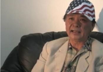 Майкл Халл, обманутый в КНР инвестор из Гонконга. Фото: NTD TV