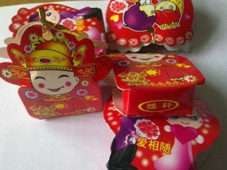 Продукция компании Yaxuan.Co.Ltd, изготавливаемая рабским трудом заключённых в женском исправительном лагере города Чунцин. Фото: minghui.org