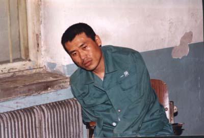 Лю Чэнцзюнь – организатор перехвата сигнала государственных телеканалов. Умер 1 апреля 2002 года, после 1 года и 9 месяцев пыток в тюрьме.Фото с сайта minghui.com