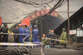 Каждый день в Китае гибнет минимум 13 шахтёров. Фото: Getty Images