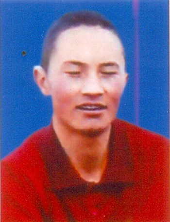 Тибетский монах До Цзе был арестован 6 июля по возвращении в монастырь в районе Нагчу после празднования 76-летия духовного лидера Тибета Далай-лама. Фото: Свободная Азия