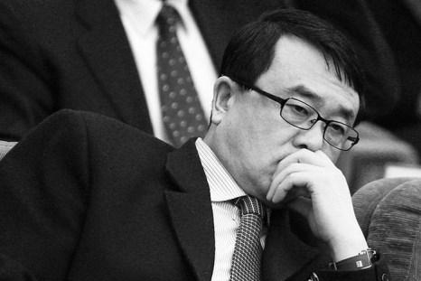 Ван Лицзюнь, бывший начальник полиции Чунцина, март 2011 года. Фото: Feng Li/Getty Images