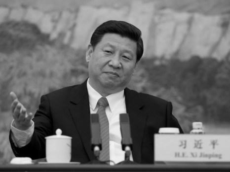 Новый лидер Китая Си Цзиньпин на встрече с группой иностранных экспертов в Большом народном зале, 5 декабря 2012 года, Пекин. Фото: Ed Jones-Pool/Getty images