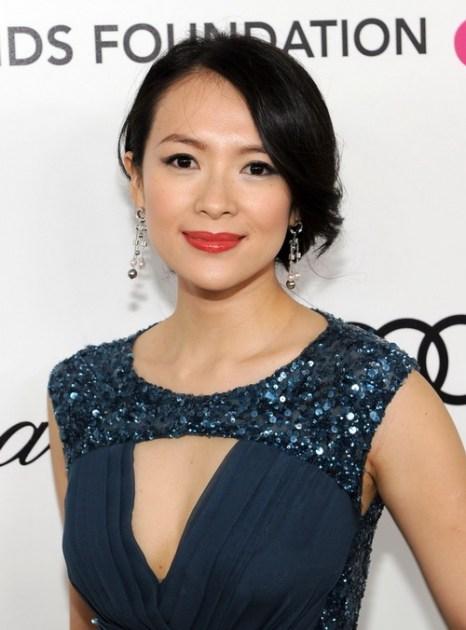Чжан Цзыи 26 февраля 2012 года  Beverly Hills, California. Фото: Getty Images