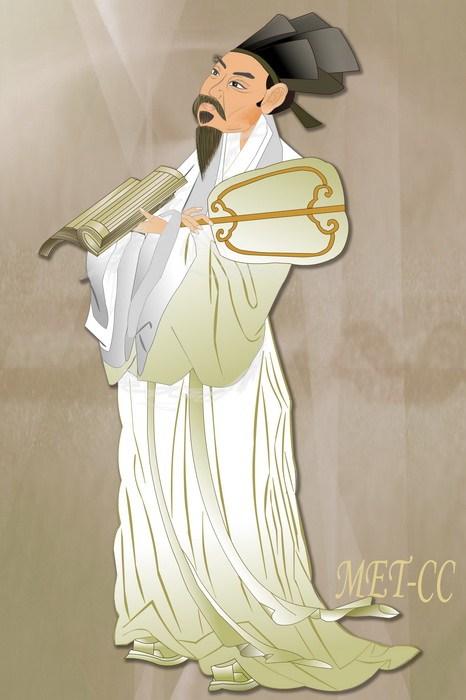 Ли Ми — выдающийся премьер-министр династии Тан. Иллюстрация: Катерина Чан/Великая Эпоха (The Epoch Times)