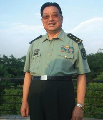 Ли Дяньжэнь, генерал-лейтенант и военный стратег. Фото с сайта weibo.com