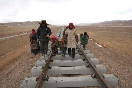 Власти Китая лишили жителей Тибета паспортов. Фото: China Photos/GettyImages
