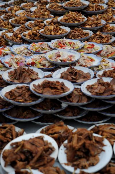 Китайские зарисовки.Еда - поголовное хобби всех китайцев. Фото: China Photos/Getty Images