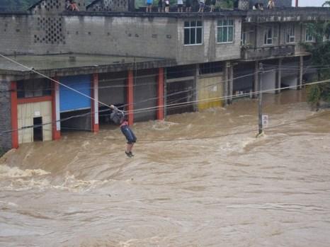 Китай снова страдает от наводнений. Фото с epochtimes.com