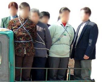 Китай. Роль партийной системы в создании коллективной ответственности при репрессиях инакомыслящих