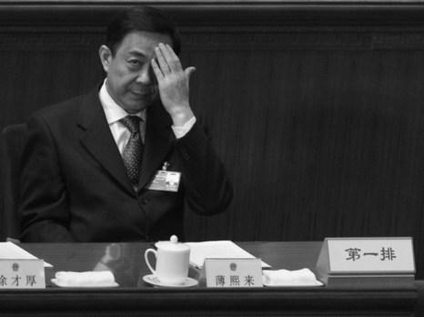 Бывший член политбюро Бо Силай посещает третье пленарное заседание Национального народного съезда в Большом народном зале 9 марта 2012 г. в Пекине. The New Epoch Weekly сообщает, что Бо Силая будут судить во второй половине этого года за подготовку государственного переворота. Фото: Feng Li/Getty Images