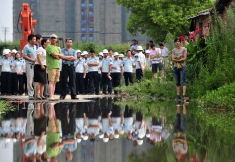 Город Цюаньчжоу провинции Фуцзянь. Фото: ChinaFotoPress / Getty Images