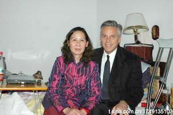 11 февраля этого года её навещал американской посол в Китае Джон Хантсмен. Фото: epochtimes.com