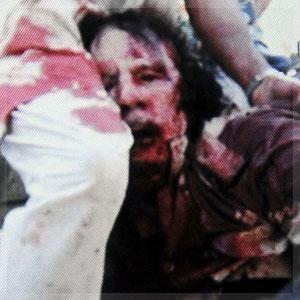 Бывший ливийский диктатор Муаммар Каддафи умер. Фото: AFP