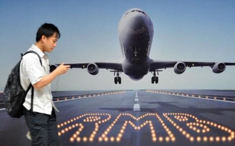 Бегство китайских партийных функционеров за границу вызывает тревогу у правящего режима. Фото: AFP