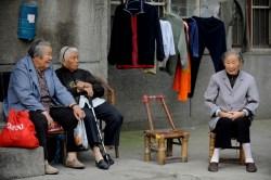 В Китае сокращается количество трудоспособного населения. Фото: AFP/Getty Images