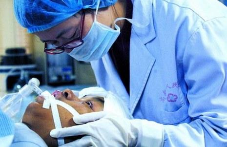 В Китае 90% больных не доверяют врачам. Фото с epochtimes.com