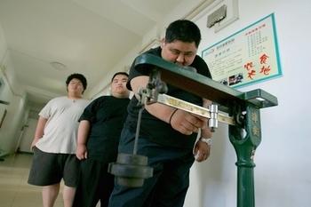 Китайцы неуклонно толстеют. Фото: China Photos/Getty Images