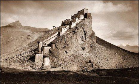 Тибет. 1904 год. Фото с kanzhongguo.com