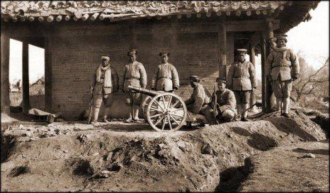Солдаты Китайской Республики. Провинция Шаньси. Фото с kanzhongguo.com
