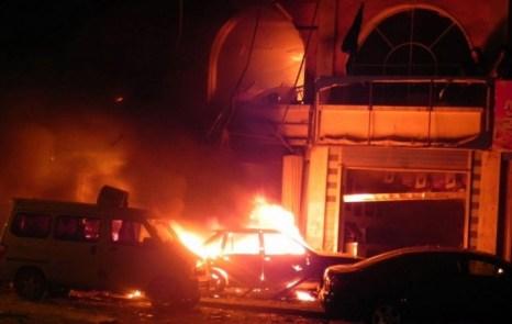 Взрыв в ресторане Китая унёс жизни четырнадцати человек. Фото: epochtimes.com