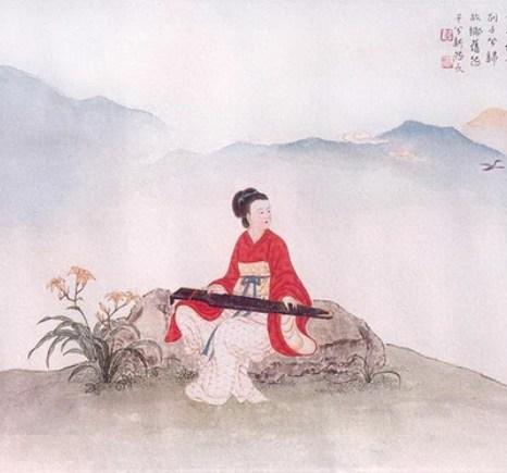 Чжан Цуин «Вэньцзы возвратилась в Китай». Фото: epochtimes.ru