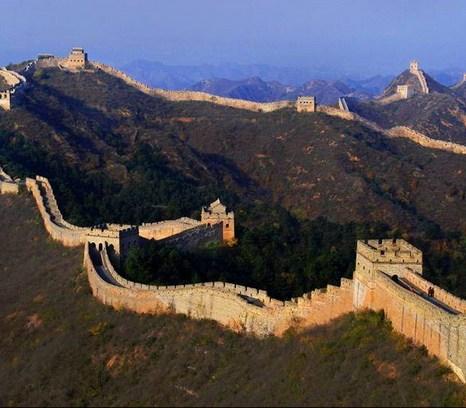 Цзиньшаньлин из раздела «Великая китайская Стена». Фото: Yan Kaiming