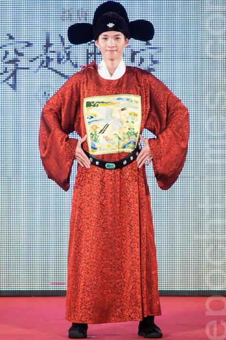 Участник Го Сюймин. Фото: Чэнь Байчжоу/Великая Эпоха (The Epoch Times)